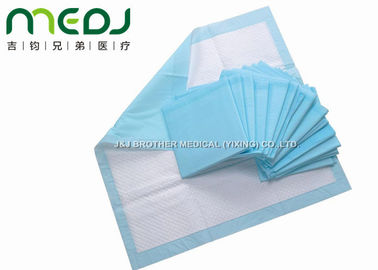 Cina 45X60cm Hospital Disposable Underpads Anti - Leakage Wash - Bebas Konsumabel pemasok