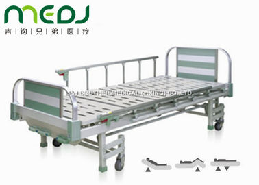 Cina Delapan Kaki Green Medical Equipment Beds 3 Cranks MJSD05-11 500-700mm Tinggi pemasok